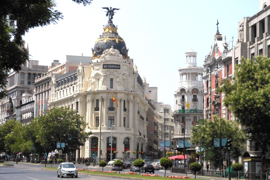 / Espagne, Madrid /