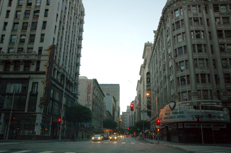 Downtown, Los Angeles