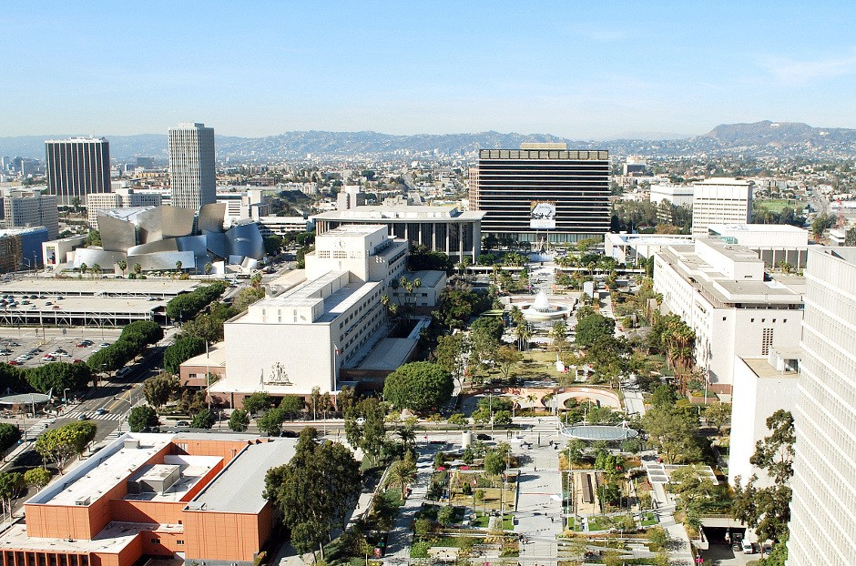 Downtown, Los Angeles, Grand Park