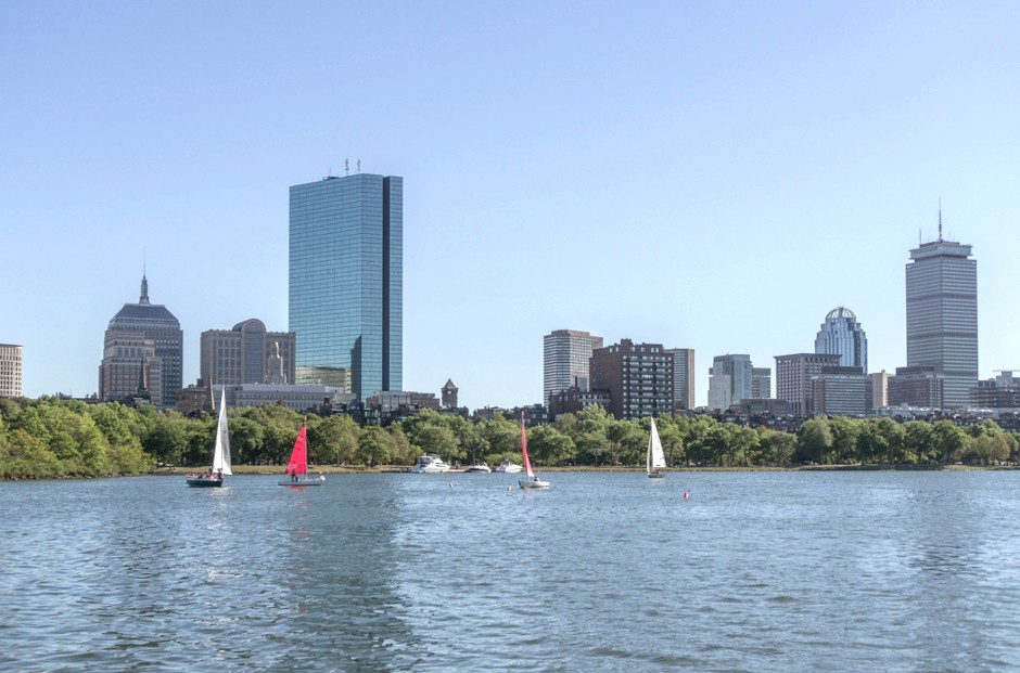Boston, le blog de Mathilde