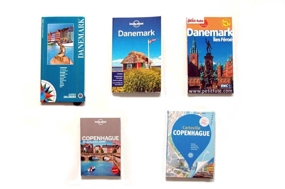 Danemark, guides