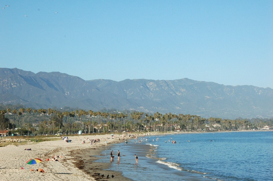 Stearns Wharf, Santa Barbara, Californie