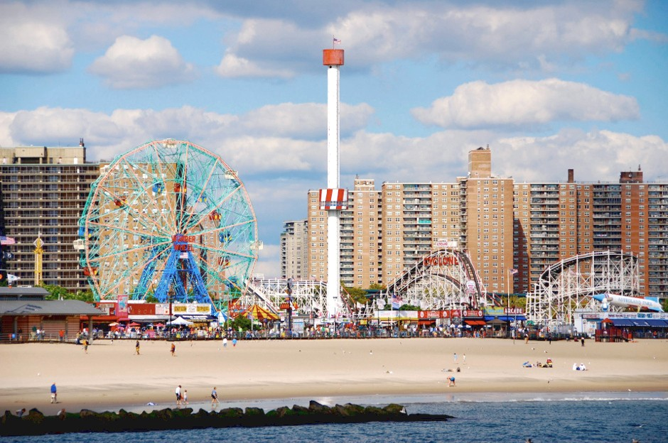 Brooklyn, Coney Island