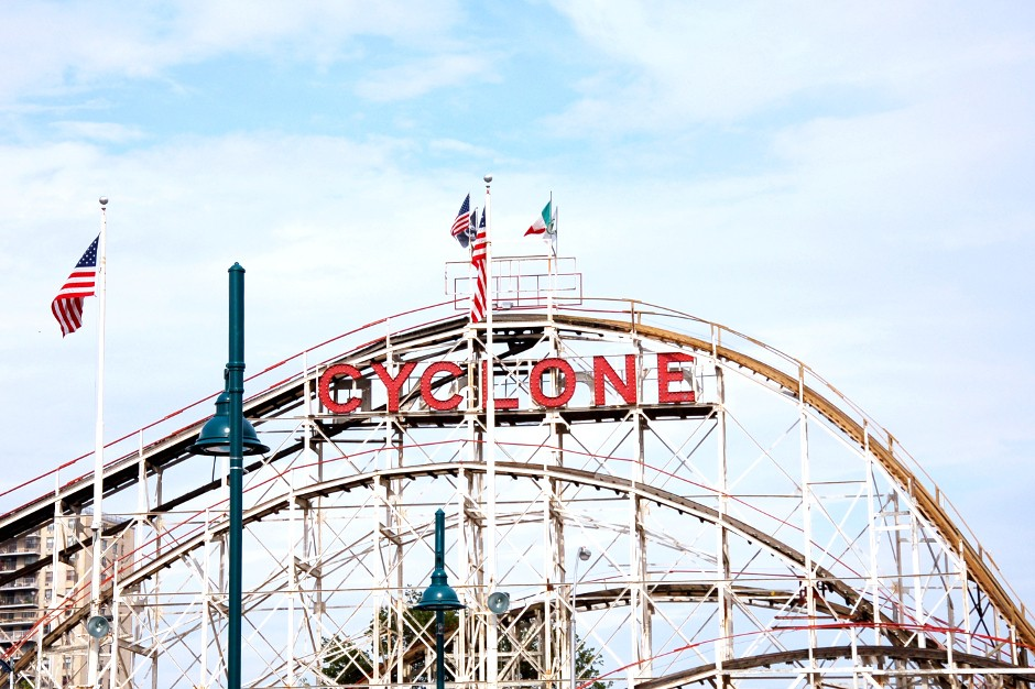 Brooklyn, Coney Island, Cyclone
