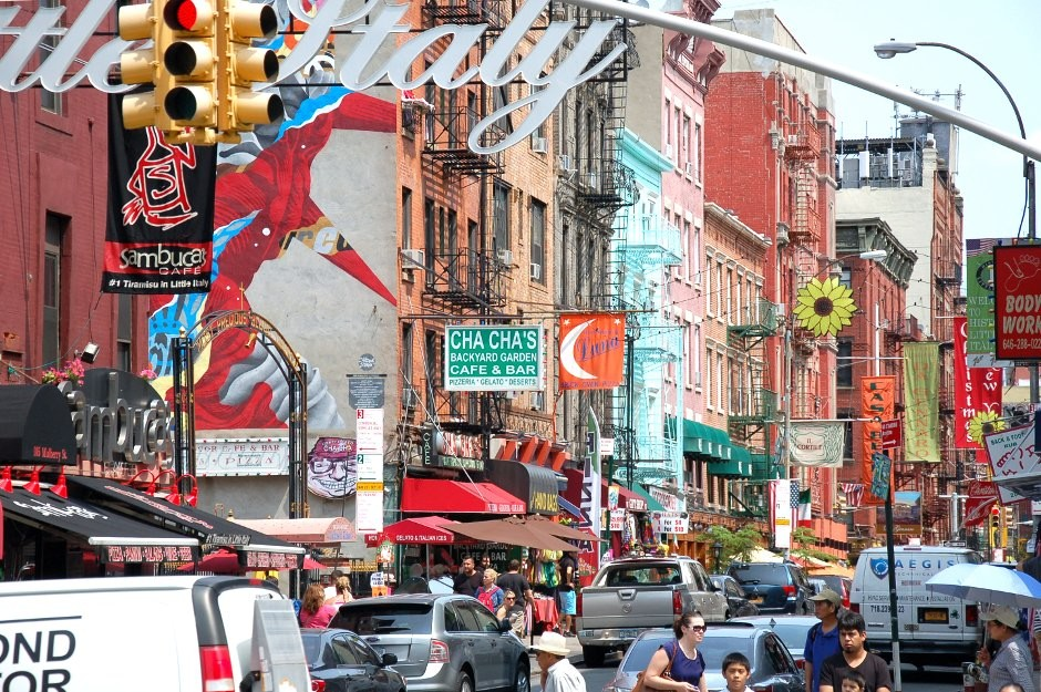 New York, Little Italy