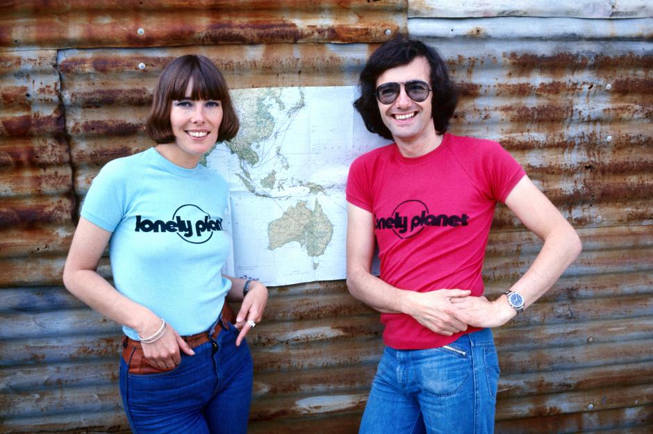 Lonely Planet, Tony Wheeler, Maureen Wheeler